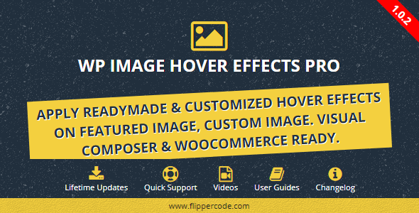 CSS3 Image Hover Effects WordPress Plugin - CodeCanyon Item for Sale