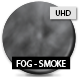 Side Wind Fog 4k - Grayscale Smoke - VideoHive Item for Sale
