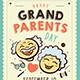 Grand Parents Day Flyer - GraphicRiver Item for Sale