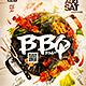 BBQ Bash Flyer - GraphicRiver Item for Sale