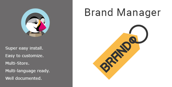 Brand Manager - CodeCanyon Item for Sale