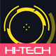 Hi-Tech Custom Shapes - GraphicRiver Item for Sale
