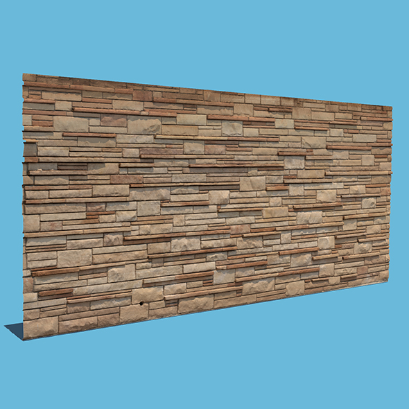 3DOcean New Brick Wall 20458351