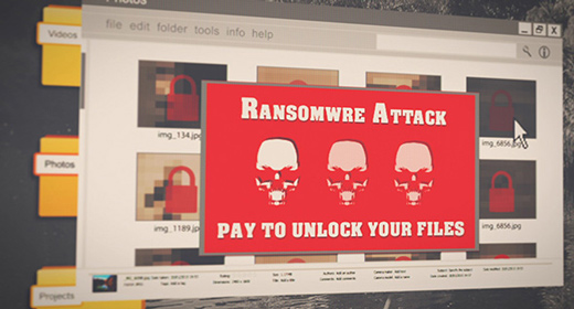 Ransomware - Virus - Encrypt - Hack