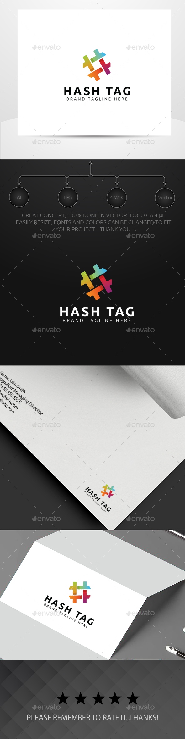 GraphicRiver Hash Tag 20458527