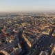 Aerial View of City Center in St. Petersburg - VideoHive Item for Sale