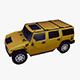 HUMMER H2 4WD