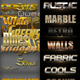 30 Bundle 3D Text Styles D1-D4