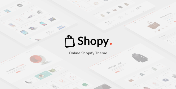 Shopy - Shopify Theme - Shopify eCommerce