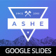Ashe Google Slides Presentation Template - GraphicRiver Item for Sale