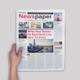 Newspaper - GraphicRiver Item for Sale