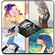 Blend Me Pic Editor ( Photo Editing Application )
