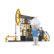 3D Small People - Engineer Petroleum - GraphicRiver Item for Sale