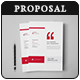 Legal Corporate Law Firm Business Proposal V06 - GraphicRiver Item for Sale