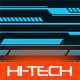 20 Hi-tech Lines Custom Shapes - GraphicRiver Item for Sale