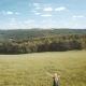 Woman Hiker Reaches Destination - VideoHive Item for Sale