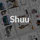 Shuu Minimal Powerpoint Template