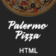Palermo - Pizza & Restaurant HTML Template - ThemeForest Item for Sale
