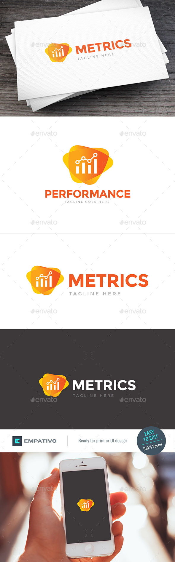 Performance Logo Template - Symbols Logo Templates