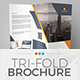 Trifold Brochure Template 09 - GraphicRiver Item for Sale