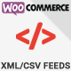 Woocommerce XML - CSV Feeds