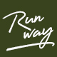 Runway Handwritten Font - GraphicRiver Item for Sale