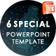6 in 1 Bundle - Powerpoint Template