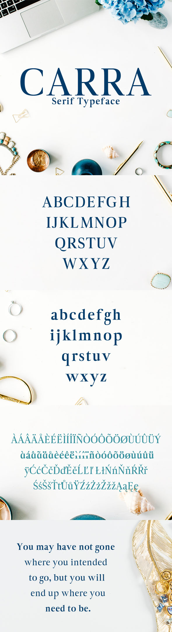 GraphicRiver Carra Serif Typeface 20462480