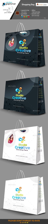 GraphicRiver Shopping Bag 20462601
