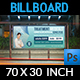 Medical Care Billboard Template Vol.2 - GraphicRiver Item for Sale