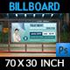 Medical Care Billboard Template Vol.2 - GraphicRiver Item for Sale