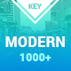 Modern Clean Keynote Template