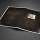 Funeral Program Template Vol 39 - GraphicRiver Item for Sale