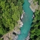 Aerial View Of Belaya River Canyon, Adygea - VideoHive Item for Sale