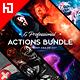 Five Photoshop Actions Bundle v5 - GraphicRiver Item for Sale