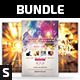 Church Flyer Bundle Vol. 06