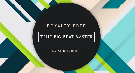 TRUE BIG BEAT MASTER