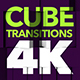 Cube Transitions 4K - 36 Pack - VideoHive Item for Sale