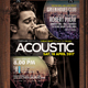 Acoustic Event Flyer / Poster - GraphicRiver Item for Sale