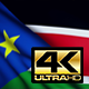 South Sudan Flag 4K - VideoHive Item for Sale