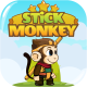 Stick Monkey - HTML5 Game + Mobile Version! (Construct-2 CAPX)