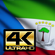 Equatorial Guinea Flag 4K - VideoHive Item for Sale