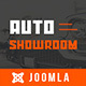 Auto Showroom - Car Dealership Joomla Template