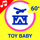Toy Baby Icons - VideoHive Item for Sale