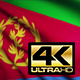 Eritrea Flag 4K - VideoHive Item for Sale