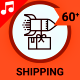 Shipping Icons - VideoHive Item for Sale
