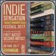 Indie Sensation Flyer | Print Template - GraphicRiver Item for Sale