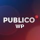 Publico - Modern Magazine WordPress Theme