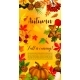 Autumn Banner with Pumpkin and Fallen Leaves - GraphicRiver Item for Sale