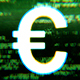 Digital Euro Sign 2